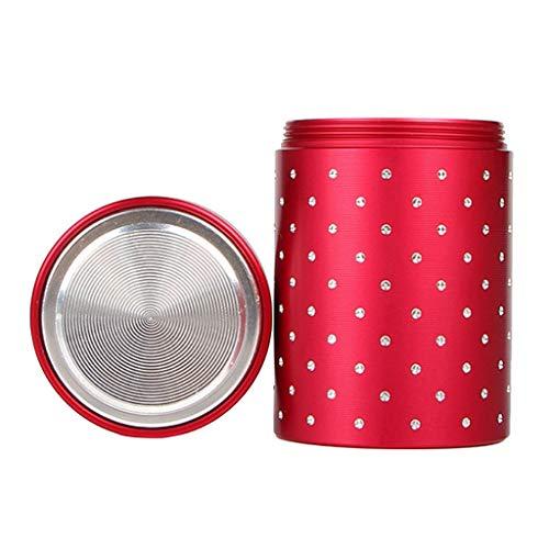 Excelsa Pot en Plastique 800 grammes Rouge