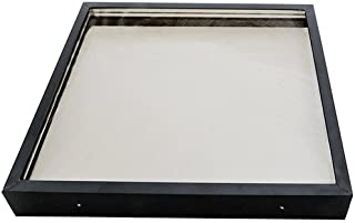 SIG Skylights CMB 24 x 48 Curb Mounted Glass Skylight w/Bronze Insulated Glass, 1