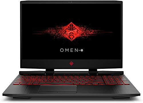 HP OMEN 15-dc1073nf PC Portable Gaming 15,6' FHD IPS Noir (Intel Core i5, RAM 8 Go, SSD 512 Go, NVIDIA GeForce GTX 1660Ti, AZERTY, Windows 10)