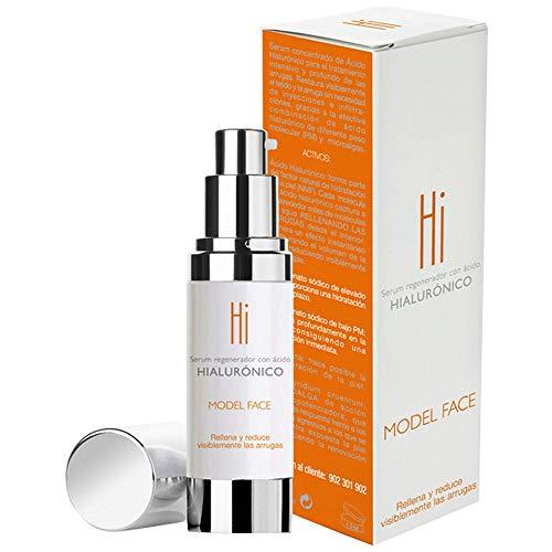 HI MODEL FACE serum concentrado de ácido hialurónico dosificador 30 ml