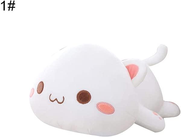 Liuqingwind Dolls Kawaii Lying Cat Animal Doll Plush Stuffed Back Pillow Cushion Kids Toy Gift 1 65cm