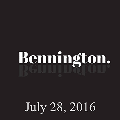 Ron Bennington Archive, July 28, 2016 audiobook cover art