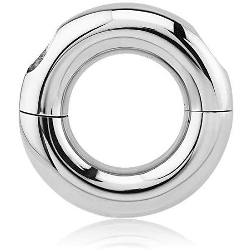 Inoki – Segmentring Stahl schraubbar – Armreif/Schaft 7 mm, Durchmesser 12 mm