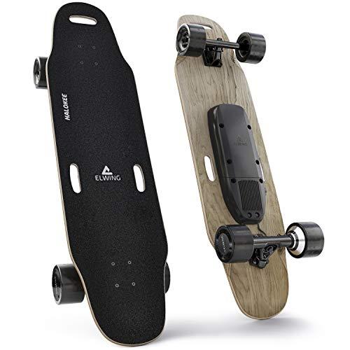 Elwing Boards - Monopatin Eléctrico Adulto Modular - Longboard Powerkit Halokee Sport...
