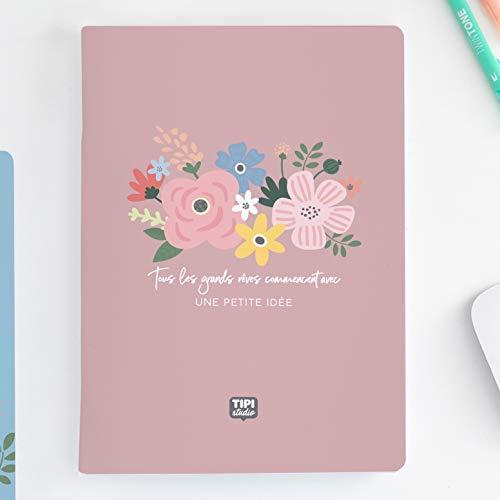 Cuaderno A5 – todos los grandes sueños comienzan a