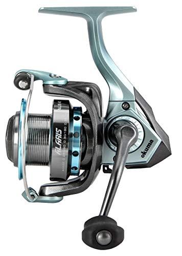 Okuma Alaris Spinning ALS-30 - Stationärrolle zum Spinnfischen auf Barsch, Zander & Forelle, Angelrolle zum Spinnangeln Spinnrolle