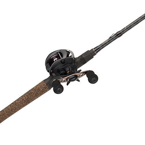 Berkley Bclr662Mcbo Lightning Lowpro Rod & Casting Reel Combo (1 Piece), Medium/ 6'6""