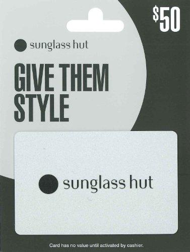 Sunglass Hut $50