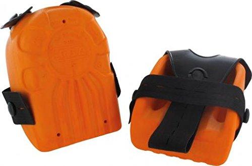 Triuso (KS4) - Ginocchiere a guscio nform, colore: Arancione