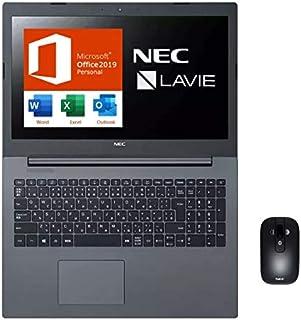 【MS Office搭載】NEC LAVIE Smart NS(A) Windows10 Home 64bit AMD E2-9000 8GB 500GB DVDスーパーマルチ 高速無線LAN IEEE802.11ac/a/b/g/n Blue...