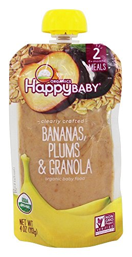 HAPPY BABY, CC, OG2, BAN, PLM, GRAN, STG 2 - Pack of 16