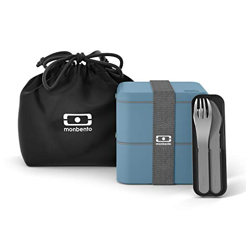 monbento - Lunch box set Denim - mit MB...