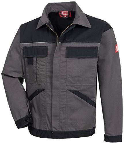 Nitras 7550 Männer-Sicherheitsjacke - Jacke für die Arbeit - Grau - 52