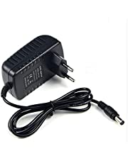 12V 2A Voeding Adapter 24W Transformatoren,AC100-240V to AC/DC12V Omvormer Adapter voor LED Strip,LCD Monitor