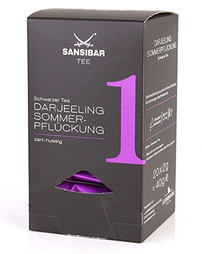 Sansibar Tee Nr. 1 Darjeeling Sommerpflückung