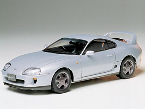 Tamiya Sports Car Model No.123 Toyota Supra 24123 Escala 01:24 [Importado de Japón]