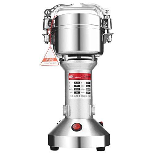製粉機150G電気製粉機グラインダーパウダーマシン食品グレードステンレス鋼キッチンハーブスパイスペッパーコーヒー550W