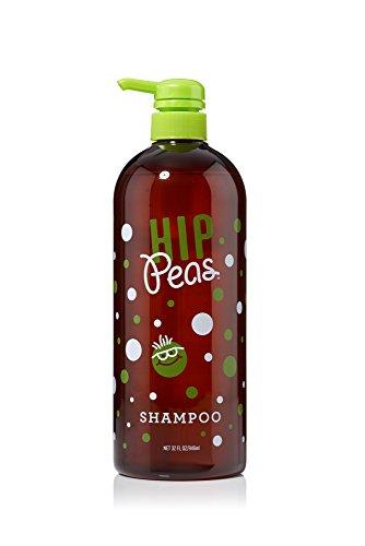 ip Peas Shampooing BIO enfants-bébé avec Grand Flacon Pompe de 946 m