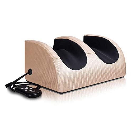 Foot Massage Machine With Remote Control - Shiatsu Foot Massager With 3 Modes | Deep Kneading And Rolling, Heating Function, Best Gift For Parents And Friends
