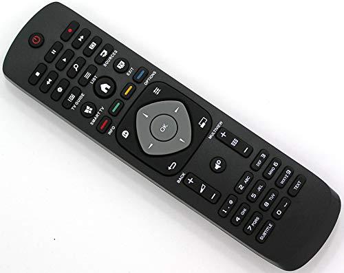 Ersatz Fernbedienung for Philips TV | 48PFK5709/12 | 48PFK6300/12 | 48PFK6409/12 | 48PFK6609/12 | 48PFK6719/12 | 48PFK6909/12 |