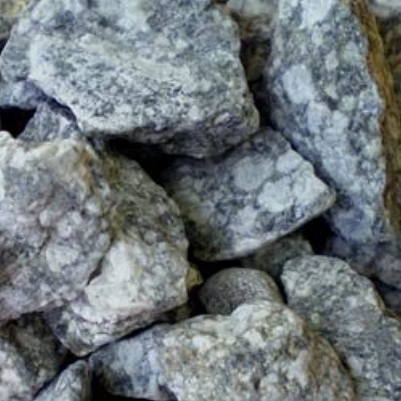 ワークショップ電報セッション麦飯石 原石 2000g(サイズ10-30mm) (1000g/2袋セット)
