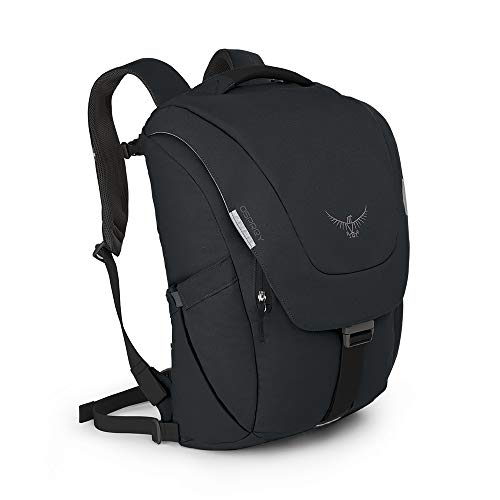 Osprey Men's FlapJack Backpack, Black, One Size