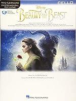 Beauty and the Beast Cello (Hal Leonard Instrumental Play-along)