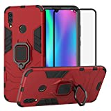 BestAlice for Huawei P Smart 2019 / Honor 10 Lite case, Hybrid Heavy Duty Protection Shockproof...