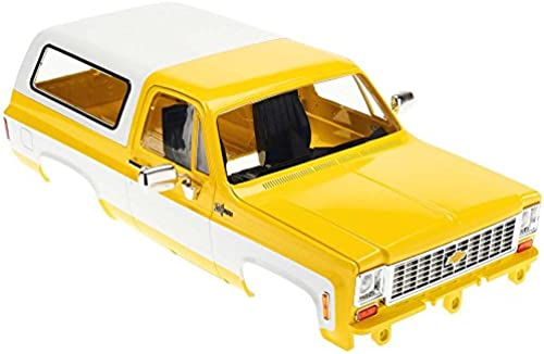 RC4WD Complete Chevrolet Blazer Hard Body Set Gelb Z-B0152 K5 TF2 MWB