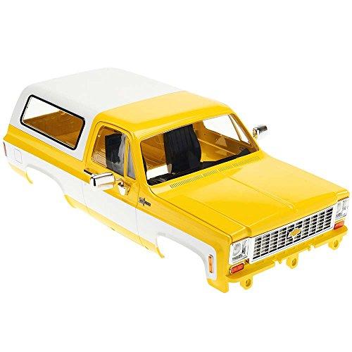RC4WD COMPLEET Blazer Harde Lichaam Set GEEL Z-B0152 K5 TF2 MWB