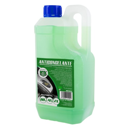 GEFRIERSCHUTZMITTEL GREEN 2L 10%