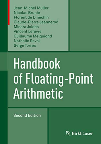Handbook of Floating-Point Arithmetic (English Edition)