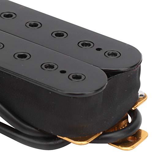 Pastilla de guitarra, Humbucker con columna magnética de 6 cuerdas Piezas de...