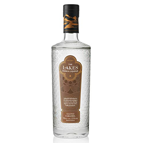 The Lakes Vodka Liqueur Salted Caramel