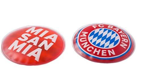 Zakwarmer Bayern München compatibel handwarmer + sticker München Forever