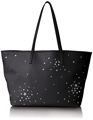 Dear Drew by Drew Barrymore on The Go Vegan Leather Celestial Tote Bag, TAPSHOE