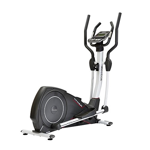 Reebok TX1.0 Cross Trainer + Bluetooth Crosstrainer, Schwarz, One Size