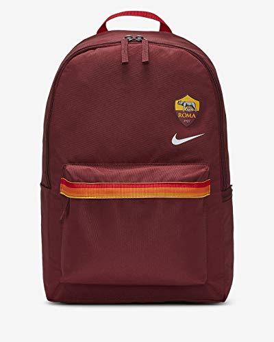 Nike Roma Nk Stadium Bkpk-Fa20, Zaino Sportivo Unisex – Adulto, Team Crimson/Dark Team Red/(White), MISC