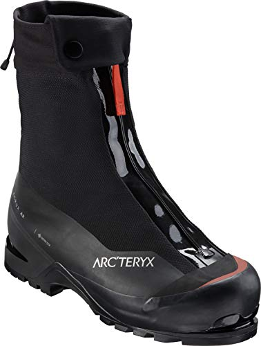 Arc'teryx Acrux AR Mountaineering Boot (Black/Black, 10.5)