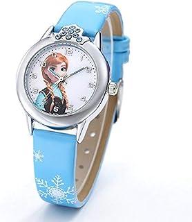 Montre La Reine de Neiges pour Fille avec Elsa et Anna - Frozen