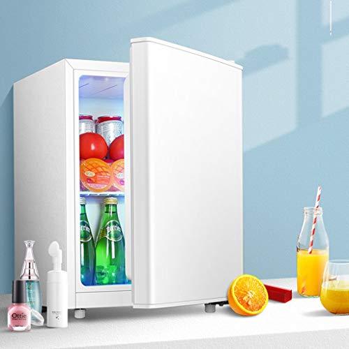 48L sola puerta Refrigerador Pequeño mini refrigerador doméstico refrigeración Micro-congelador portátil Alquiler de ahorro de energía compartida de bajo ruido fresco de mantenimiento de la Nevera
