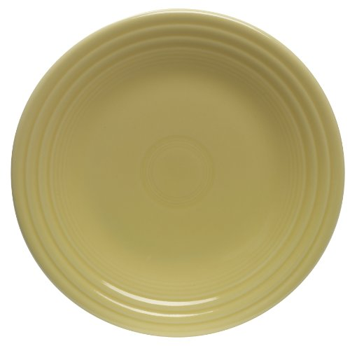 Fiesta 9-Inch Luncheon Plate, Sunflower