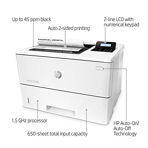 HP Laserjet Pro M501dn (J8H61A) Photo #7