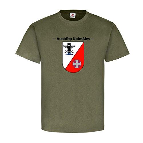 Copytec Pionier Ausbildungsstützpunkt Kampfmittelabwehr AusbStp KpfmAbw EOD Bundeswehr Einheit Stetten am kalten Markt #21654, Größe:L, Farbe:Oliv