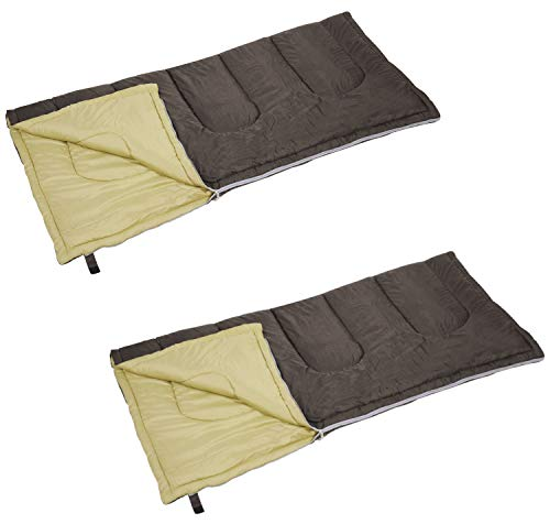 【Amazon.co.jp 限定】 キャプテンスタッグ(CAPTAIN STAG) 寝袋 シュラフ 【最低使用温度7度】 封筒型シュ...