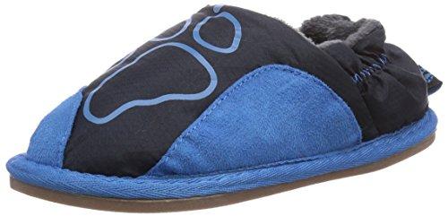 Jack Wolfskin Unisex-Kinder KIDS BIG PAW XT Pantoffeln, Blau (electric blue 1062), 28 EU