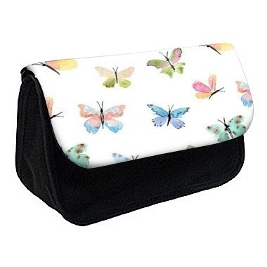 Youdesign - Trousse à Crayons/ Maquillage papillons - Ref: 256
