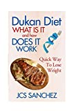 Dukan Diet: What Is It And How Does It Work: Quick Way To Lose Weight