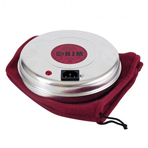 HJM 410 calentador portátil, 850 W, aluminio