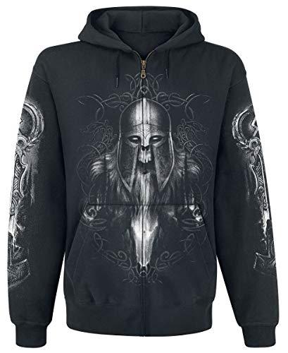 Art Worx ToxicAngel Guardians of Midgard 087314 Hood-Zip 2XL